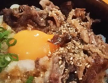麺とコラボ!絶品肉うどん